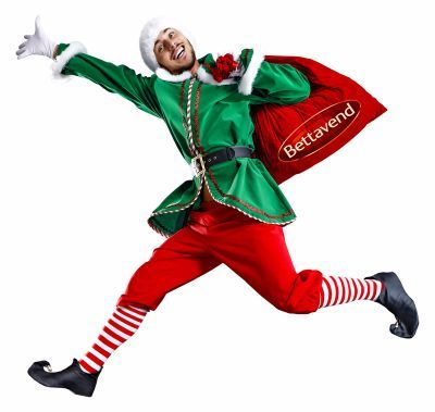 Bound in to Xmas with the Bettavend Elves!