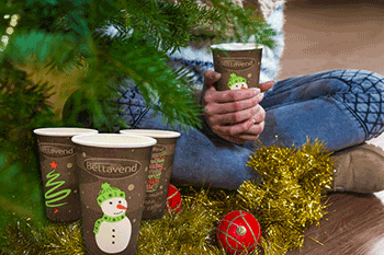 Deck Your Halls with Cups of Coffee…
