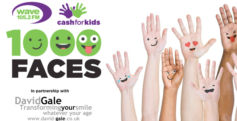 Face 164 raises £££s for local Cash for Kids charity