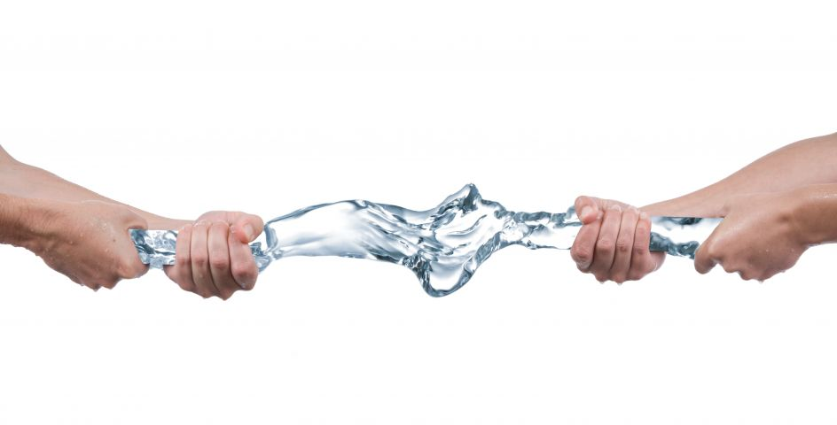 Bottled Water V. Water Coolers: It's a Tug o' War…