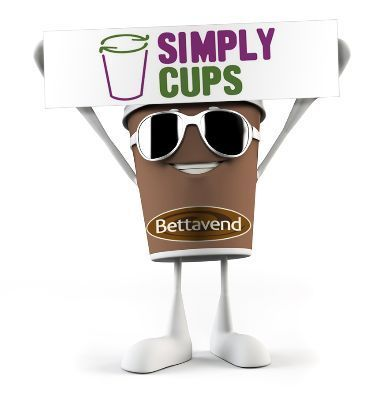 Hands up who cUPcycles their disposable cups? Bettavend does!